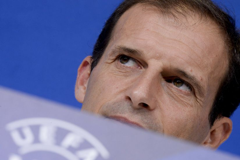 """Allegri rivela: """"Ho pensato di lasciare la Juve"""""""